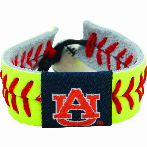 GameWear Auburn Tigers Classic Softball Bracelet ()
