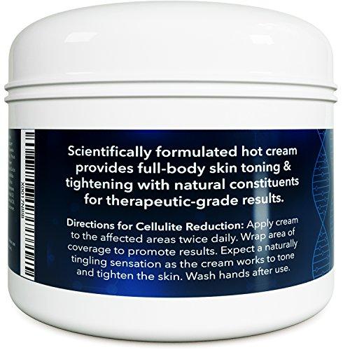 Natural Skin Moisturizer Cellulite Treatment - Anti Aging Hudpleje Til Kvinder Mænd-5003