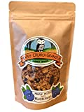 Barred Woods Maple Crunch Granola – Three 8 oz Bags (Maple Pecan and Blueberries) Review