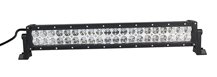 Galaxy led 120w 23spot flood combo beam led light bar for atv utv galaxy led 120w 23quotspot flood combo beam led light bar for atv utv tractor aloadofball Choice Image