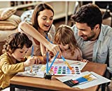 Toys Gifts for Girls Boys Watercolor Paint Set