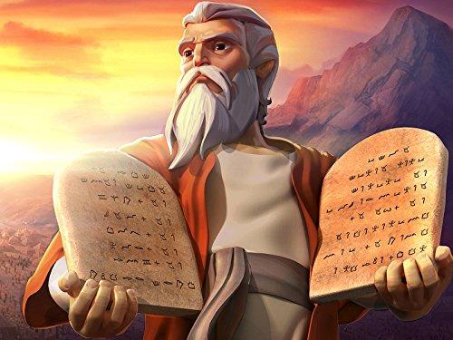 Trio Rule - The Ten Commandments