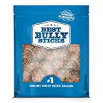 51n4nfd9wjL. SS150  - Bully Sticks Gourmet All-Natural Dog Treats