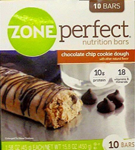 zone cookie dough protein bars - 9