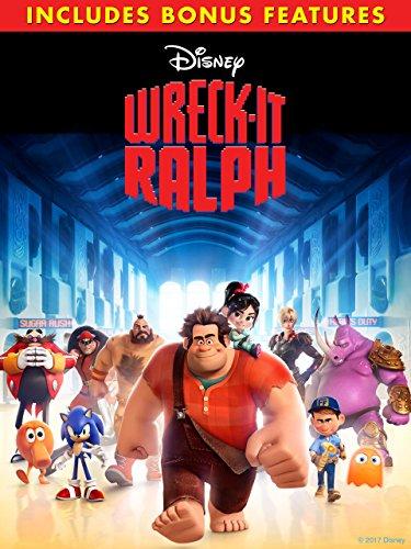 Wreck It Ralph  Plus Bonus Content