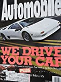 1992 VW Volkswagen Corrado SLC / 1995 Oldsmobile Aurora / 1994 Acura Integra / 1994 Mitsubishi Galant Magazine Article