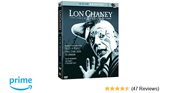 Amazon com: TCM Archives - The Lon Chaney Collection (The Ace of