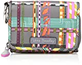Vera Bradley Women's Midtown RFID Card Case City Plaid