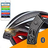 Generic ROCKBROS Smart Bluetooth Helmet Audio Riding Bicycle Bell Speaker Handsfree Phone Call...