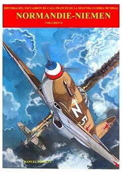 Amazon.com: Historia del escuadrón de caza francés de la