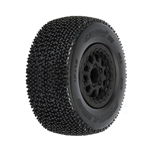 "Proline 117616 Caliber 2.0 SC 2.2/3.0"" M3 Tires Mounted, Soft"