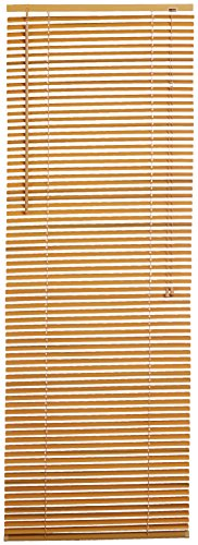 Achim Home Furnishings Morning Star 1-Inch Mini Blinds, 27 by 64-Inch, (1 Inch Mini Blinds)