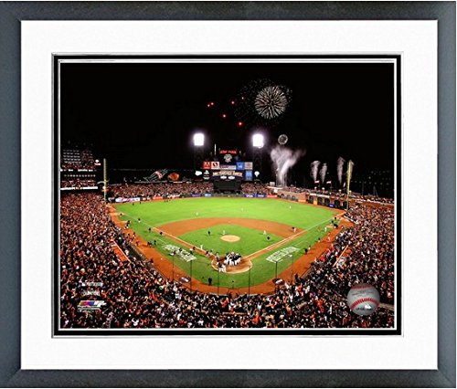 AT&T Park San Francisco Giants MLB Stadium Photo (Size: 12.5