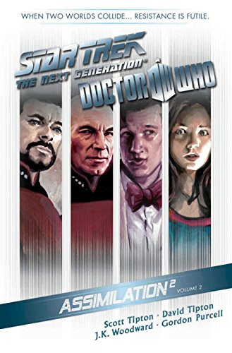 Star Trek: The Next Generation / Doctor Who: Assimilation 2 Volume 2