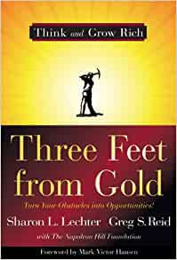 three feet from gold turn your obstacles in opportunities