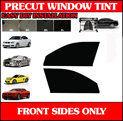 Precut Window Tint Kit All Front Side Windows For Gmc Envoy SUV 1998 1999 2000 2001