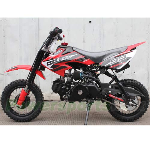 Dirt bike 70cc Semi Automatic,...
