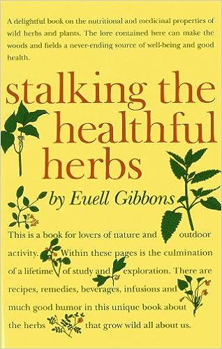 Book Stalking the Healthful Herbs (19660101)