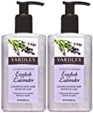 Yardley London Hand Soap - English Lavender - 8.4 oz - 2 pk