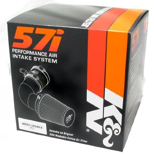 K&N 57-0482 Performance Intake Kit KN Filters Inc.
