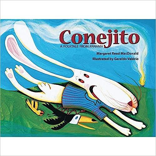 Conejito by Margaret Read MacDonald