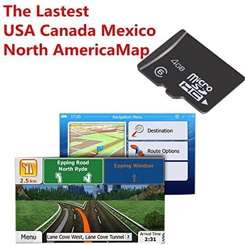 Amazon.com: FidgetGear - Tarjeta SD con mapa GPS para ...