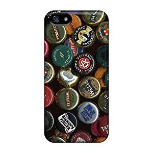 For Iphone 5/5s Phone Cases Covers(beer Tube Cover)