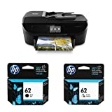 Hewlett Packard ENVY 7640 e-All-in-One Printer with Black and Tri-Colour Ink Cartridge