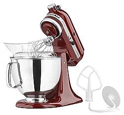 KitchenAid Artisan Series 5-Quart Stand Mixer, Gloss Cinnamon