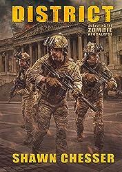 District (Surviving the Zombie Apocalypse Book 11)