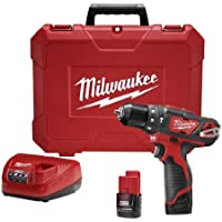 Milwaukee 2408-22 M12 3/8 Hammer Dr Driver Kit Overview