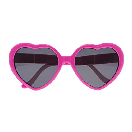Amazon.com: VANKER 1X Hot Pink Fashion Cute Women Lady Girl ...