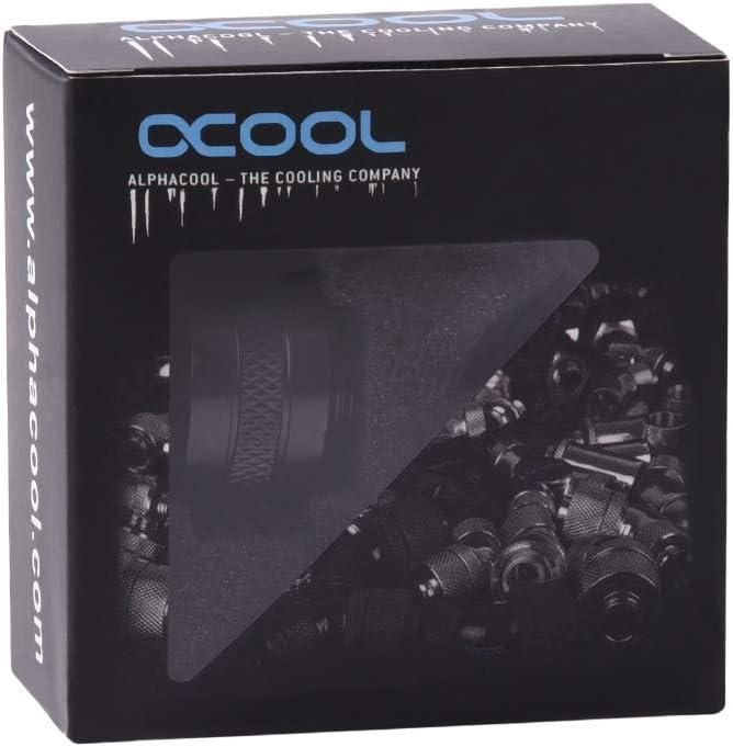 Alphacool Eiszapfen Pro 13mm Hardtube Fitting G1 Computer Zubehör