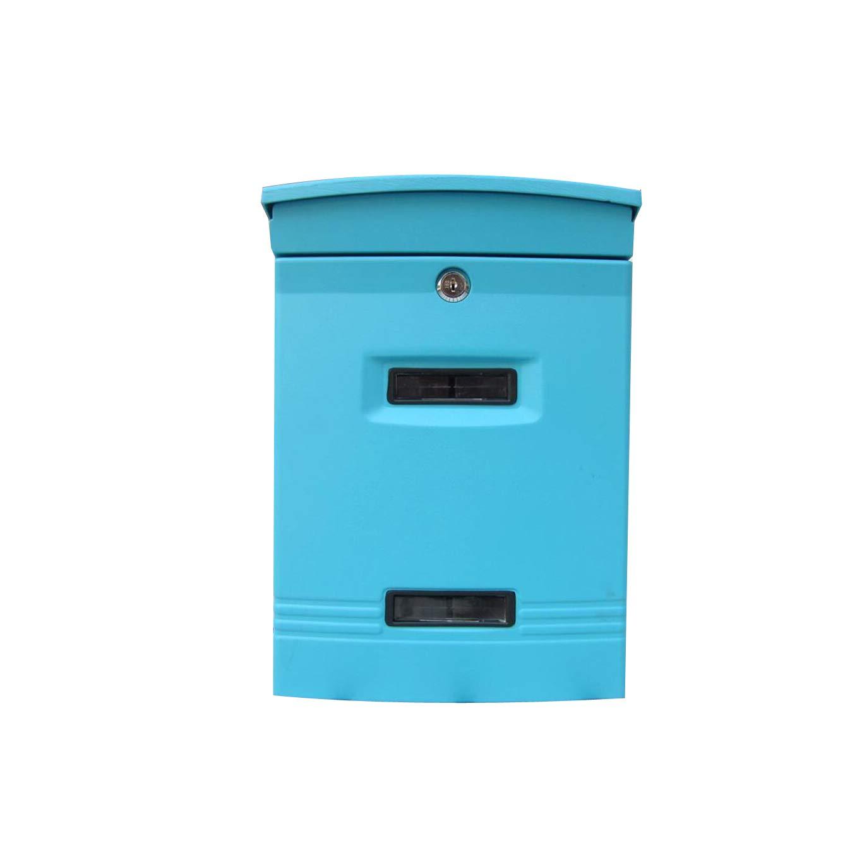 多機能メールボックス ヨーロッパのレターボックス、防水ボックス   B07NVY27QN