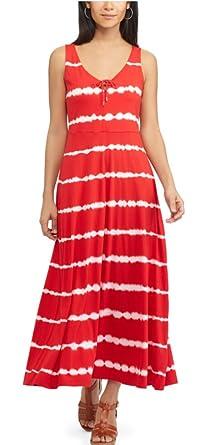 28e9b5afe5d Chaps Women s Tie Dye Maxi Dress