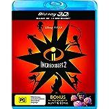 Incredibles 2 3D (Blu-ray 3D/2 Disc Blu-ray)
