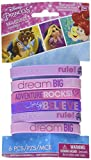 Rubber Bracelets | Disney Princess Dream Big Collection | Party Accessory