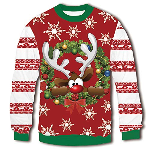 Best comics ugly christmas sweater list