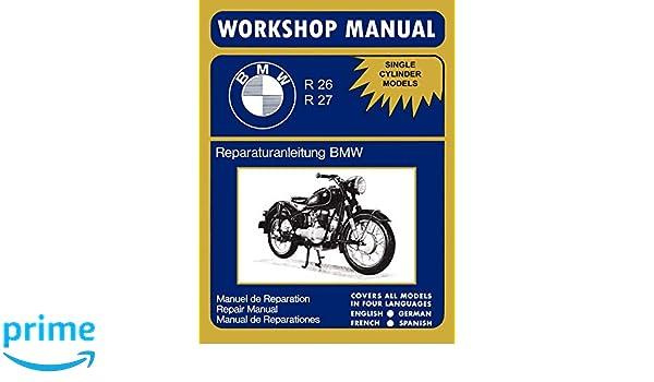 Manuel Auto Parts >> Auto Parts And Vehicles Bmw Repair Manual R26 27 Auto Parts