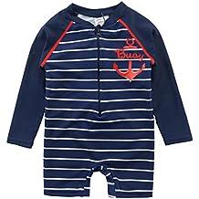 Sansi Baby Beach One-Piece Swimsuit UPF 50+ -Sun Protective Sunsuit