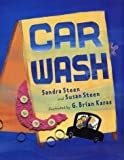 img - for Car Wash by Sandra Steen (2001-01-29) book / textbook / text book