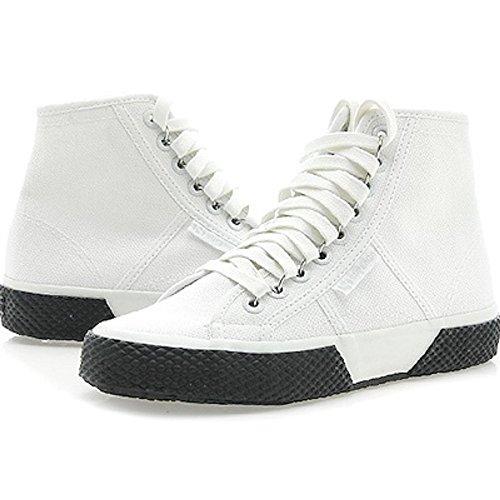 35 White Superga Bianco Uomo Sneaker EU qpPagPAw