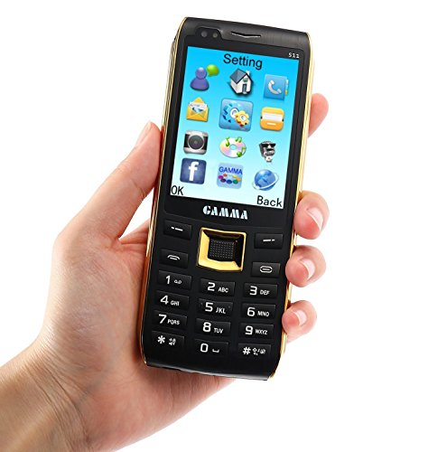 Gamma-S11-Dual-Camera-28-Unlocked-Cell-Phones-Big-Screen-Big-Battery-Slim-metal-body-Dual-Sim-Worldwide-Rugged-Senior-Unlocked-Cell-Phone