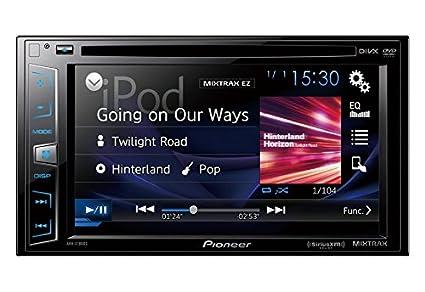 PIONEER AVH-X1800S RECEIVER DRIVERS UPDATE