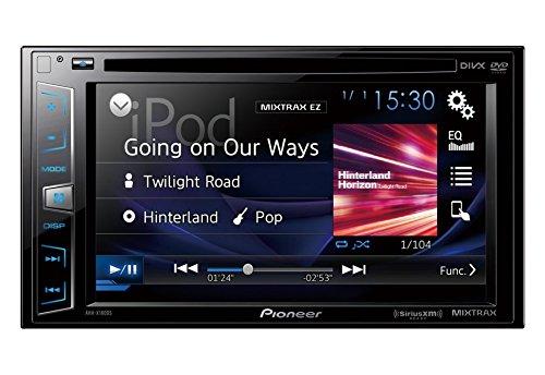 PIONEER AVH-X1800S 6.2'' DVD Receiver (Xm Siri) by Pioneer