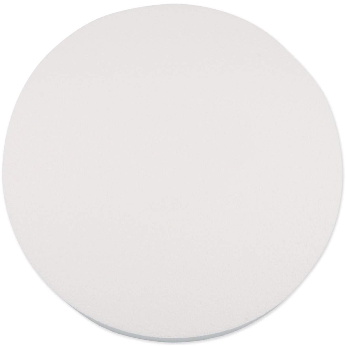 Smoothfoam Disc Crafts Foam for Modeling, 12 by 1-Inch, White Notions - In Network RT935
