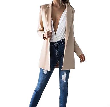 100% authentic 97564 65f58 Blansdi Blazer Femme Court Cardigan 2018 The New Mousseline Veste de Soiree  Gilet Chic Gilet Noir Blanc Femme Manches Longues en Mousseline Manteau  Femme  ...