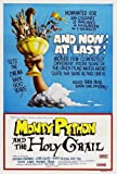 Monty Python and the Holy Grail POSTER Movie (27 x 40 Inches - 69cm x 102cm) (1975) (Australian Style A)