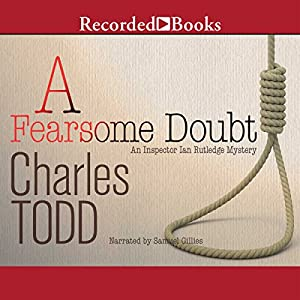 A Fearsome Doubt Audiobook