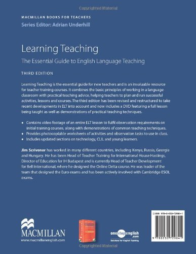 Learning Teaching: The Essential Guide to English Language ...